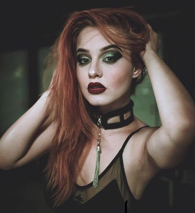dope0x0 (Anna Šeblová) - alternativní modelka a influencerka